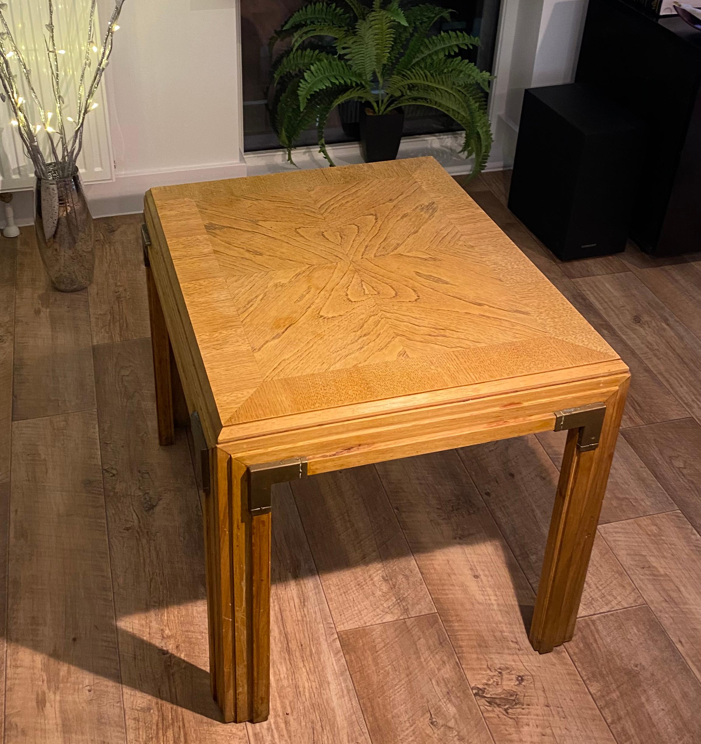 Custom made nested tables